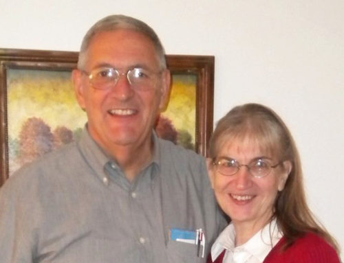 Keith Baker Prayer Letter:  New Video of Our Work
