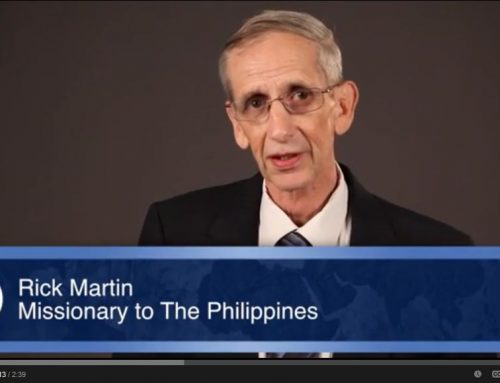 Missions Mentoring: Dr. Rick Martin Shares Strategies for Training Men Who Teach Others