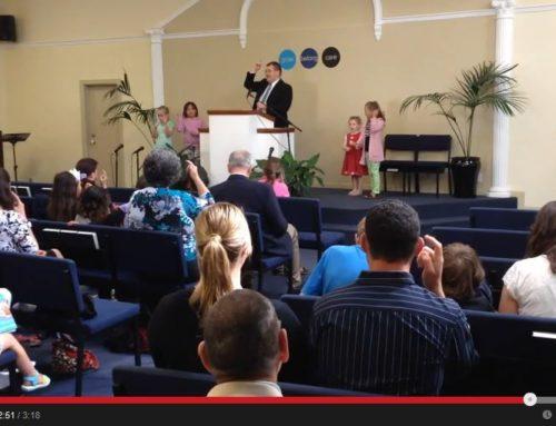 Missionary Nick Watt Family: Ministry Video 2014