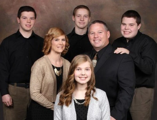 Phil and Tanya Powless Prayer Letter:  It Is of the Lord's Mercies . . .