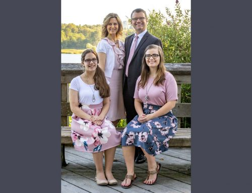 Ben and Becky Turner Prayer Letter: 20th Anniversary of Anchor Baptist Church!