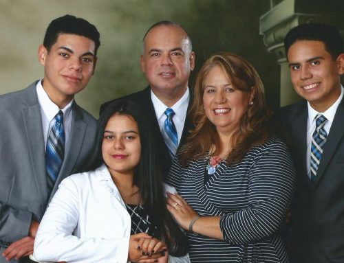 Luis and Carolina Martinez Prayer Letter:  Just Praising the Lord for His Faithfulness