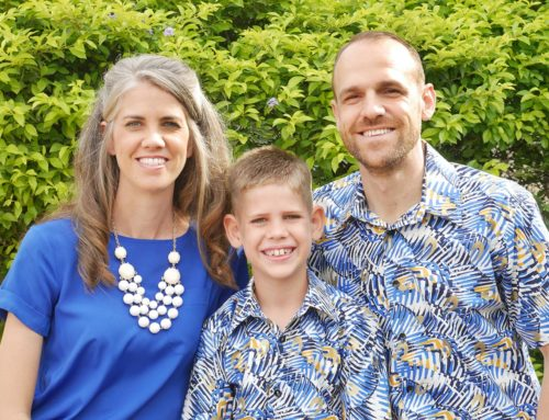 Charles and Lindsey Osgood Prayer Letter:   Expanding Influence