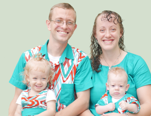 Micah and Abbie Christiansen Prayer Letter:  The Language Barrier Begins to Crack!