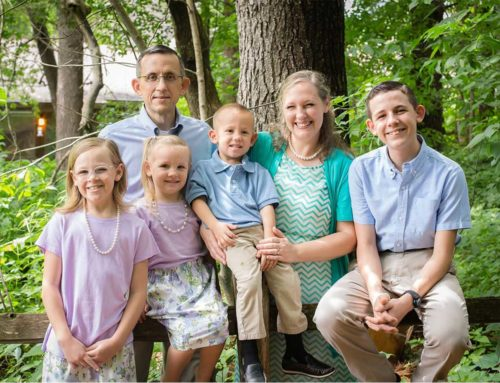 Mike and Maria Sarver Prayer Letter:  Church Finance – Part 2