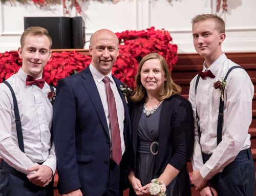 Zach Sr. and Karin Foust Prayer Letter:  Up the River, All Over the Hills, and Back From the Grave