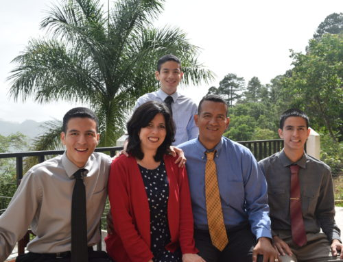 Osmin and Eva Gutierrez Prayer Letter:  Visitors and Baptisms in Our Services Once Again!