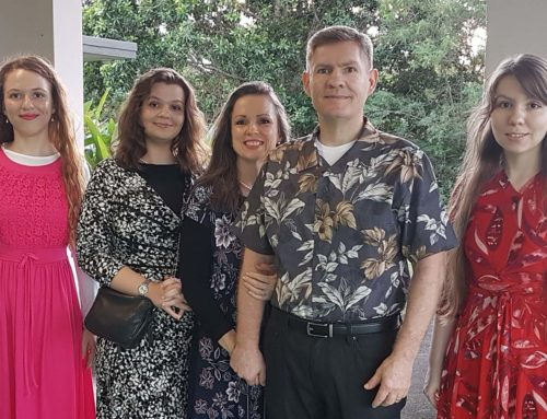 """Dan and Deb Rothwell Prayer Letter:  """"The State"""" We Are in Presents Opportunities"""