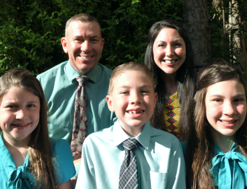Chad and Sarah Inman Prayer Letter:  Salvations in the Valley
