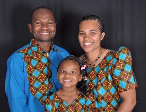 Mshama Kinyonga Prayer Letter:  Headed Back Home to Tanzania!
