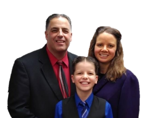 Darrell and Buffy Ratcliff Prayer Letter:  42 Saved on a Monday Night . . . and More!