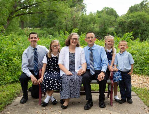 Mike and Maria Sarver Prayer Letter:  Three Recent Graduates