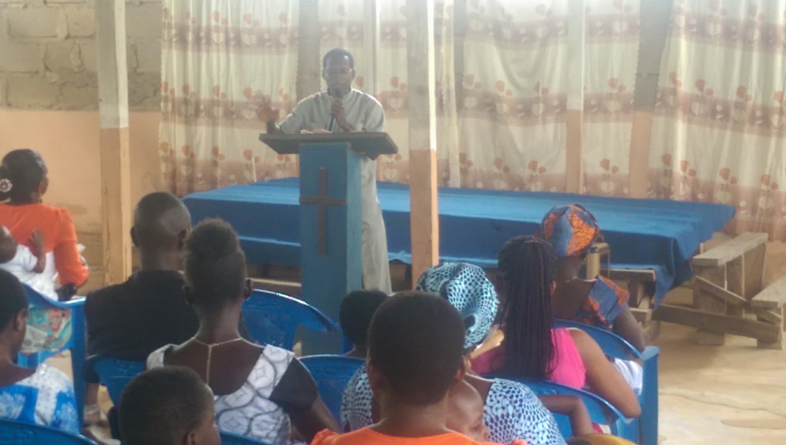 Pastor Paul Aduo