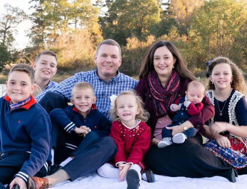 Mark Holmes Prayer Letter:  Our 13th Anniversary!