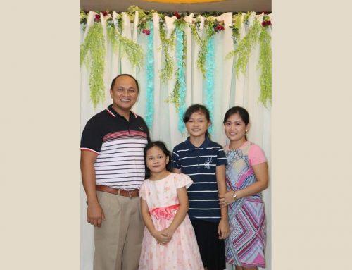 Parish Javier Prayer Letter:  The Baptismal Waters Are Stirring