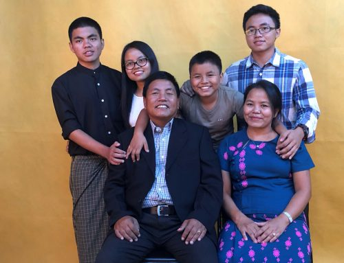 Paul and Ling Awi Lung Prayer Letter:  God's Ministry Is Miraculous and Unbelievable!