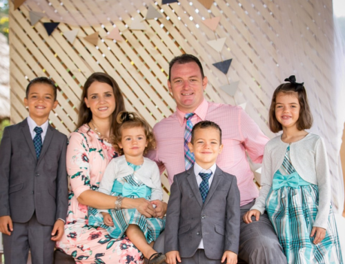 Jerry Wyatt III Prayer Letter:  Humbled by Your Generosity