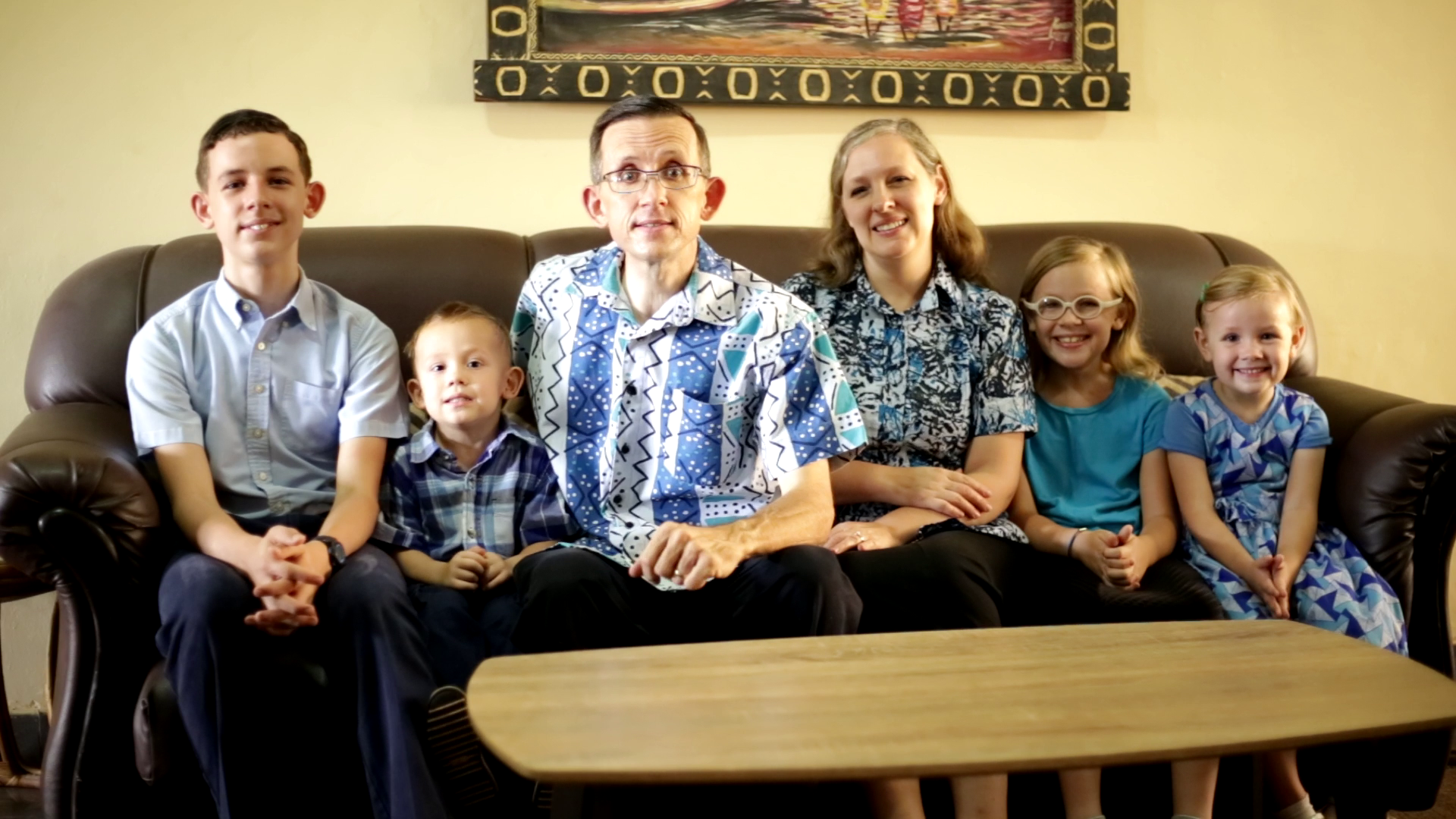 The Sarver Family
