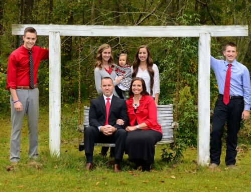 Jon and Misty Wrightson Prayer Letter:  Ministering to Military Families
