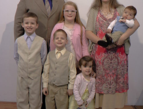 """Mark and Sarah Rader Prayer Letter:  The """"Bus-a-Thon"""""""