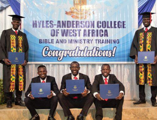 Mike Sarver Prayer Letter:  Five Bible College Graduates