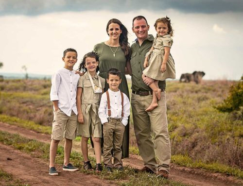 Jerry III and Rachel Wyatt Prayer Letter:  The Fields Truly Are White Unto Harvest