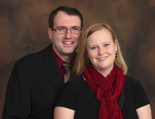 """Brian and Liz Hebert Prayer Letter:  A More """"Normal"""" Summer"""
