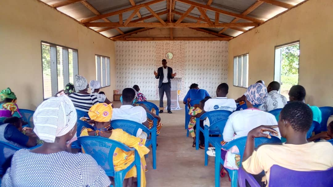church in Ghana
