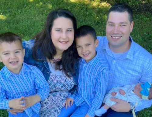 Tim and Christa Simmons Prayer Letter:  We Made It to Uruguay!