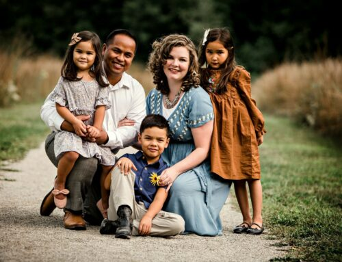 Garry and Mindy Tingson Prayer Letter:  We Have Moved to Our New House!