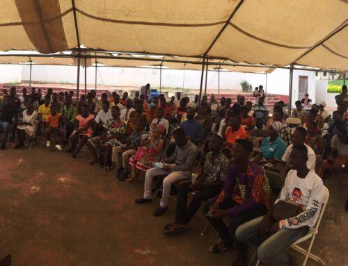 Team Ghana Update:  Hope Fundamental Baptist Church for the Deaf