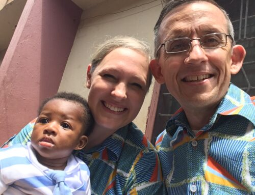 Mike Sarver Prayer Letter:  A New Class, a New Name, and a New Convert Baptized