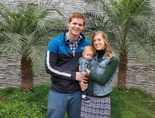 Josh and Heather Hedderman Prayer Letter:  What Happened to 2021?