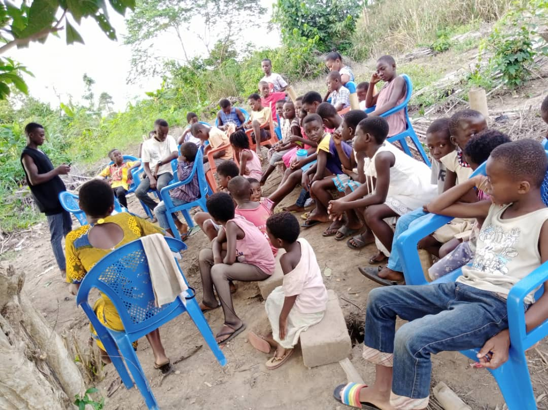 Bible Club in Ghana