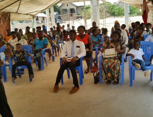 Team Ghana National Pastor Spotlight:  A Good Report from Mamponteng and Other Ministries
