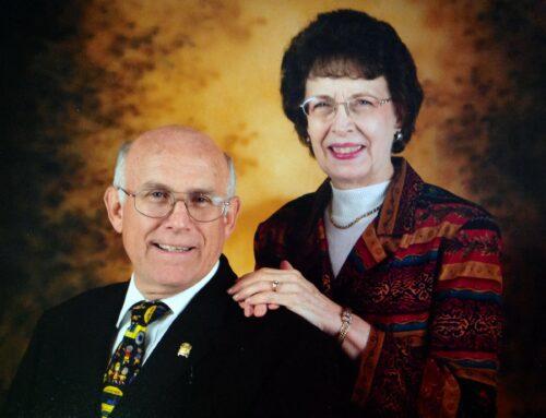 Warren and Jary Lynn Storm Prayer Letter:  God's Blessings