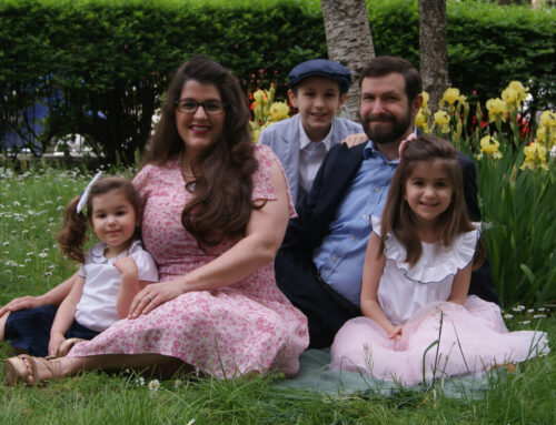 Christopher Yetzer Prayer Letter:  Translation of the Italian Bible Continues