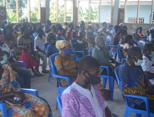 Team Ghana Update: Blessings for a Village Church
