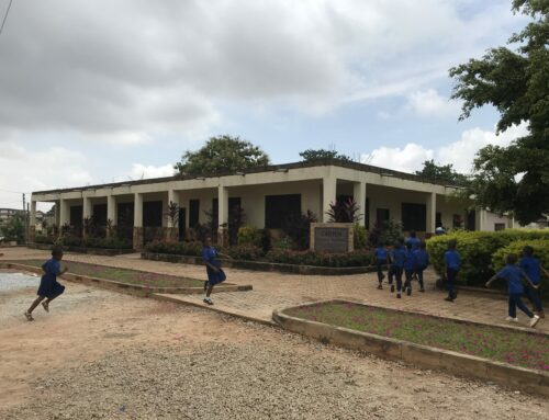 Team Ghana Update:  New Additions to Our Christian School