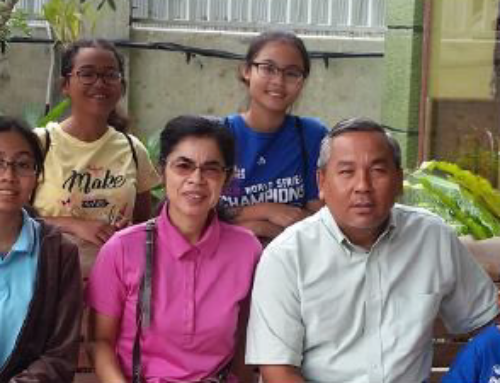 Kounaro and Chorvy Keo Prayer Letter:  Continual Showers of Blessings
